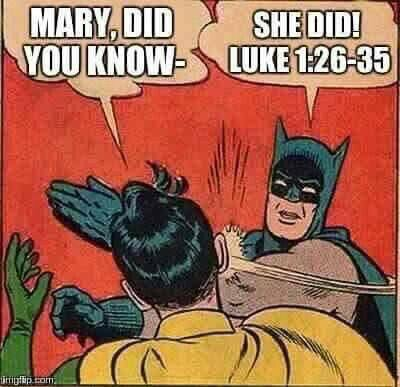 Mary Did You Know You Re Everything Wrong With American Christians